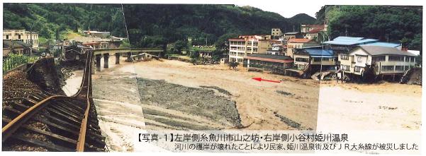 姫川スリットダム(糸魚川市)/...